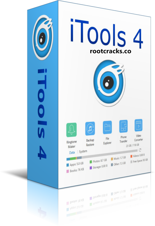 iTools 4.4.5.6 Crack Plus License Key {Lifetime 100%} 2020
