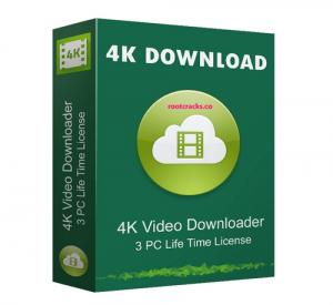 4k Video Downloader 4.13.1.3840 Crack & License Key Download 2020