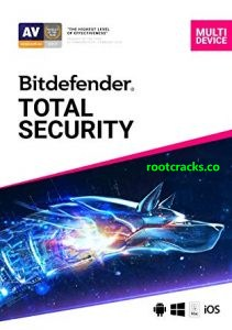 Bitdefender Total Security 2020 Crack Plus Activation Key Download
