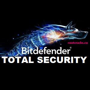 Bitdefender Total Security 25.0.7.34 Crack Plus Activation Key [2021]