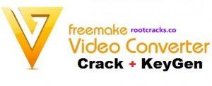 Freemake Video Converter v4.1.10.522 Crack Plus Serial Key Free 2020