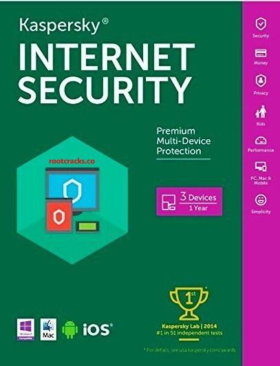Kaspersky Internet Security 21.0.13.418 Crack + Activation Code [2020]