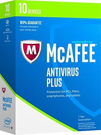 McAfee Antivirus 19.0.4016 Crack Plus Activation Key Free [2020]