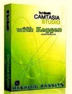 Camtasia Studio 2020.0.8 Crack & Keygen Free Download [2020]
