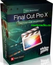 Final Cut Pro 10.4.8 Crack With Serial Keygen (Latest Version) 2020