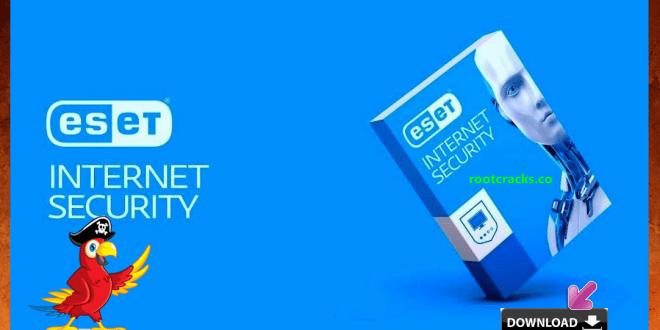 ESET Internet Security v13.0.24.0 Crack & License Key Free [2020]