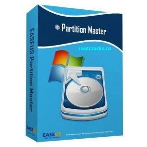 EASEUS Partition Master 13.8 Crack Plus License Key Download 2020
