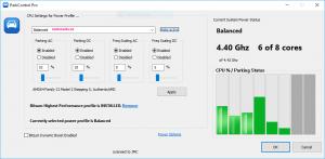 Bitsum ParkControl 1.3.1.8 Crack Plus Serial Key Free Download [2021]