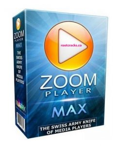 Zoom Player MAX 15.00 Crack & Serial Key Free Download [2020]