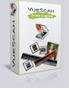 VueScan Pro 9.7.39 Crack Plus Serial Key Free Download [2021]