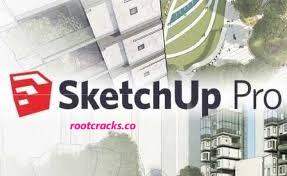 SketchUp Pro 2021 Crack & Serial Key Download For {Win 32/64 Bit}