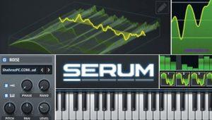 Xfer Serum 1.281 Crack With Serial Key {Win/Mac} Free [2021]