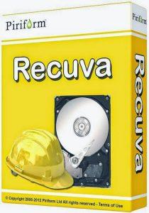 Piriform Recuva Pro 1.51.1063 Crack Plus Serial Key Free Download 2020