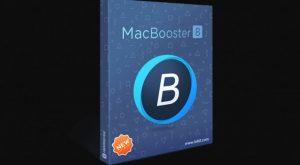 MacBooster 8.1.2 Crack Plus License Key Free Download [2021]