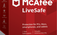 McAfee LiveSafe 2020 Crack Full Activation Key Free Download