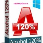 Alcohol 120% 2.1.0.20601 Crack Plus Serial Key Free Download [2020]