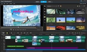 Corel VideoStudio Ultimate 2021Crack & Serial Key Free Download