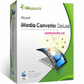 iSkysoft iMedia Converter Deluxe 11.2.1.237 Crack & Activation Key 2020