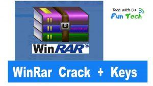 WinRAR 5.90 Crack Plus Latest Serial Key Free Download [2020]