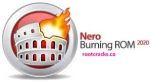 Nero Burning ROM 2020 Crack Latest Serial Key Free Download
