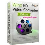 WinX HD Video Converter Deluxe 5.16.0 Crack & Keygen [Latest] 2020