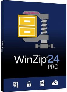 WinZip 24.0.14033 Crack Plus Activation Key Free Download [2020]