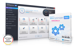 Ashampoo WinOptimizer 18.00.16 Crack & License Key Download [2021]