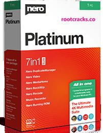 Nero Platinum Suite 2020 22.0.02400 Crack + Serial Key [Latest Version]