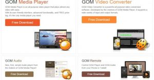 GOM Player 2.3.60.5324 Crack & License Key 32bit and 64bit [2021]