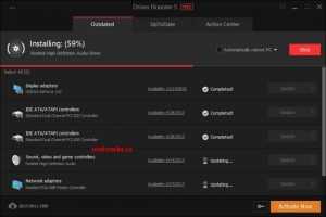Driver Booster PRO 8.2.0.314 Crack License + Serial Keygen 2021 Latest