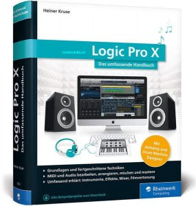 Logic Pro X 10.6.1 Crack With Serial Key 2021 [Mac + Win] For Lifetime