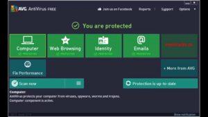 AVG Antivirus 20.10.5824.0 Crack & Serial Key Free Download [2021]