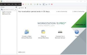 VMware Workstation Pro 16.1.0 Crack With Product Key [2021]
